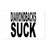 Diamondbacks Suck Postcards (Package of 8)