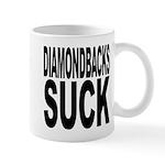 Diamondbacks Suck Mug