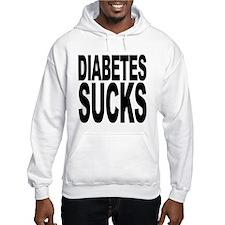Diabetes Sucks Hooded Sweatshirt