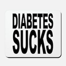 Diabetes Sucks Mousepad