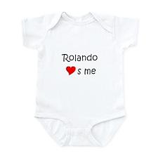 Cute Rolando Infant Bodysuit