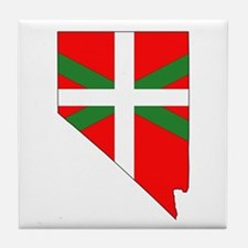 Nevada Basque Tile Coaster