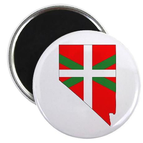 Nevada Basque Magnet