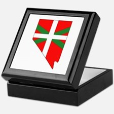 Nevada Basque Keepsake Box