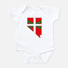 Nevada Basque Infant Bodysuit