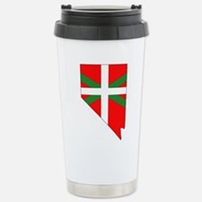 Nevada Basque Travel Mug