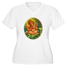 Golden Ganesha T-Shirt
