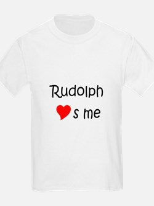Cute Rudolph T-Shirt
