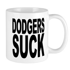 Dodgers Suck Mug