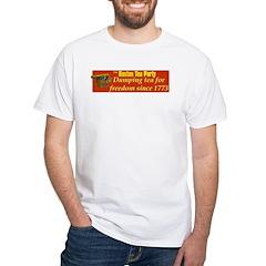Dumping Tea 4 Freedom Shirt