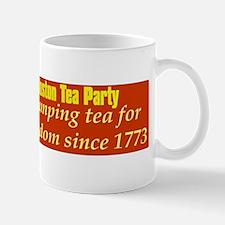 Dumping Tea 4 Freedom Mug