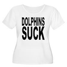 Dolphins Suck T-Shirt