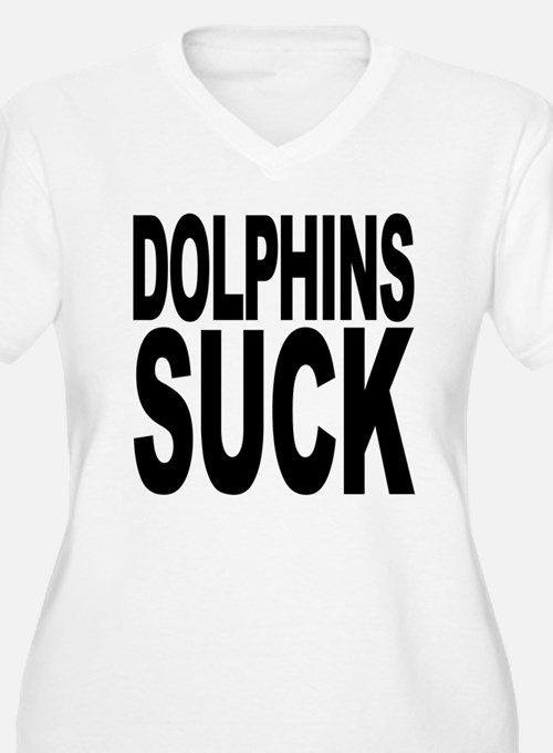 Dolphins Suck T-Shirt