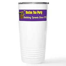 Stabbing Tyrants Since 1773 Travel Mug