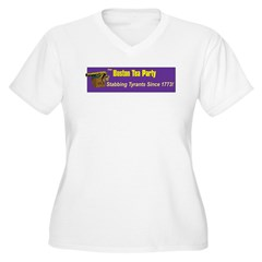 Stabbing Tyrants Since 1773 T-Shirt