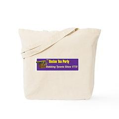 Stabbing Tyrants Since 1773 Tote Bag