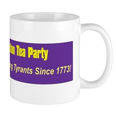 Stabbing Tyrants Since 1773 Mug