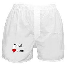 Unique Sarai Boxer Shorts