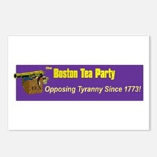 Opposing Tyranny Since 1773 Postcards (Package of