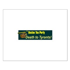 Death to Tyrants Posters