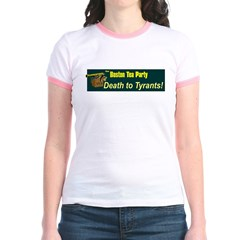 Death to Tyrants T