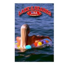 """Lake Of The Ozarks"" Postcards (Package of 8)"
