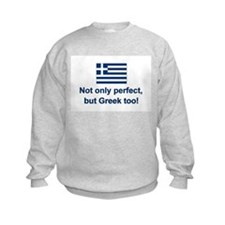 Perfect Greek Sweatshirt