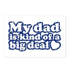 My Dad is Kind of a Big Deal Postcards (Package of