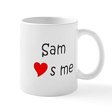 Cute Love sam Mug