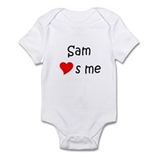 Sam Infant Bodysuit