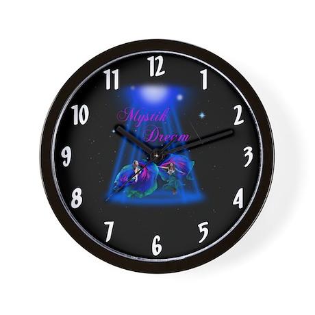 Mystik Dream Wall Clock