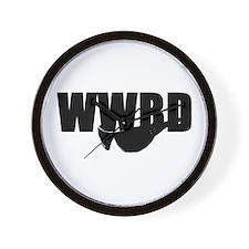 WWBD? Wall Clock