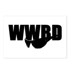 WWBD? Postcards (Package of 8)