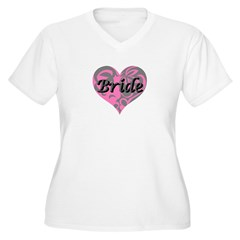 Bride (Heart) T-Shirt