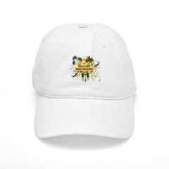 Palm Tree San Marino Baseball Cap