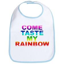Come Taste My Rainbow Bib