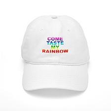 Come Taste My Rainbow Baseball Cap
