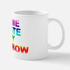 Come Taste My Rainbow Mug