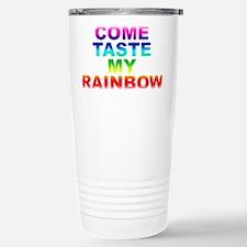 Come Taste My Rainbow Travel Mug