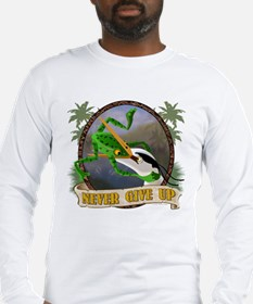 Never Give Up v.2 Long Sleeve T-Shirt