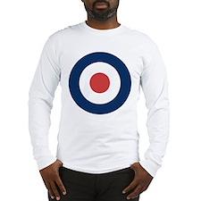 RAF Insignia Long Sleeve T-Shirt