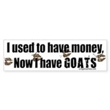 Goat Bumper Stickers