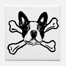 Cute Pirates Tile Coaster