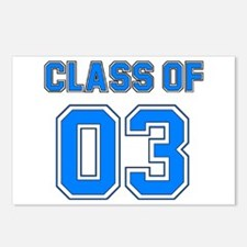 Class of 03 Postcards (Package of 8)
