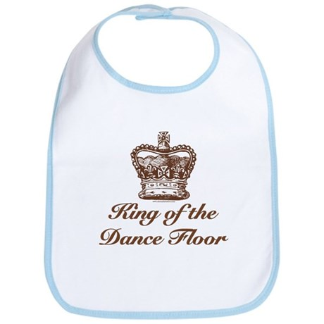 King of the Dance Floor Bib