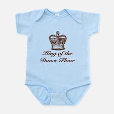King of the Dance Floor Infant Bodysuit