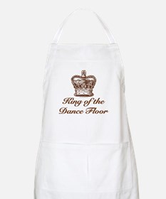 King of the Dance Floor BBQ Apron