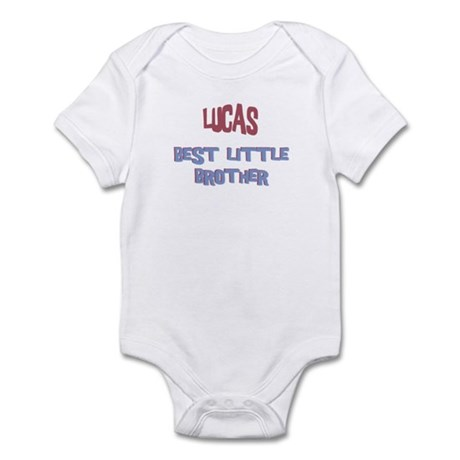 Lucas - Best Little Brother Infant Bodysuit