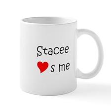 Funny Stacee Mug
