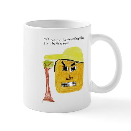 Evil Destruction Mug